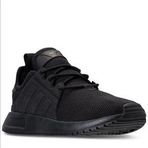Black Adidas X-PLR Shoes